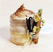 handmade. Livemaster - original item Cream Oriental Cinnamon 250 ml. Handmade.