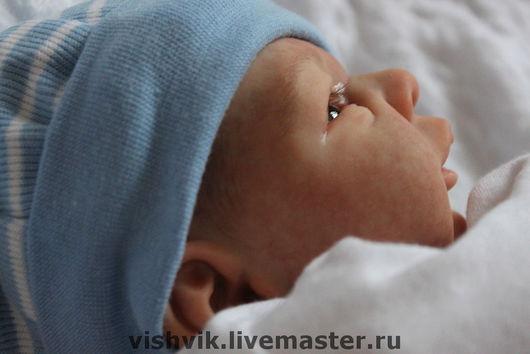 Куклы-младенцы и reborn ручной работы. Ярмарка Мастеров - ручная работа. Купить Кукла реборн малыш из молда Yelina. Handmade.