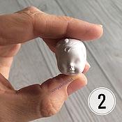 Материалы для творчества handmade. Livemaster - original item Mold No. №2 (form for making a face). Handmade.