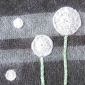 """Одежда ручной работы. Ярмарка Мастеров - ручная работа """"Одуванчики"""" детский жилет. Handmade."""