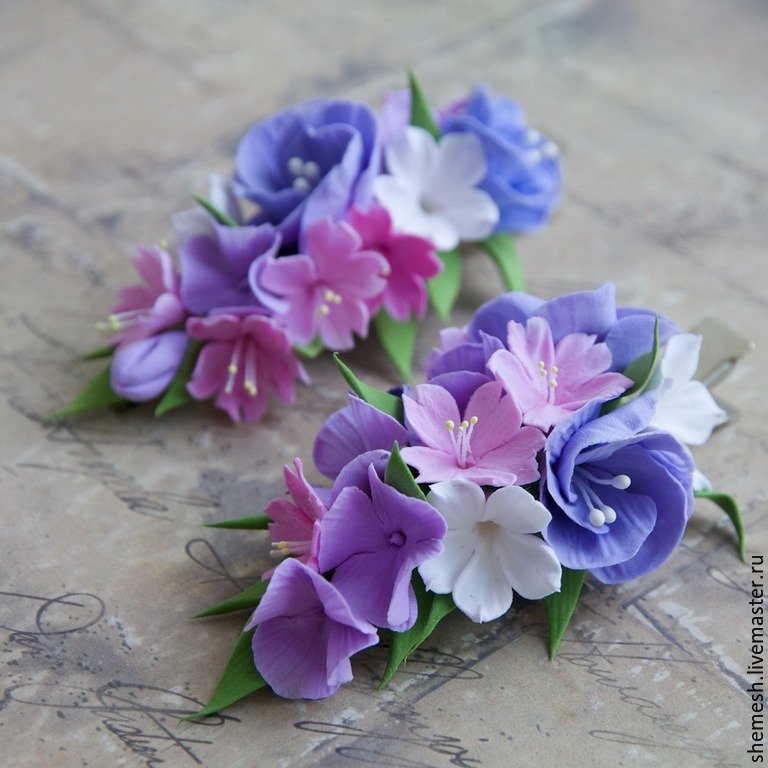 Цветы на волосы заказ печать логотипов лучшая доставка цветов