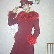 """Одежда ручной работы. Ярмарка Мастеров - ручная работа Пальто """"Леди Элегантность"""". Handmade."""