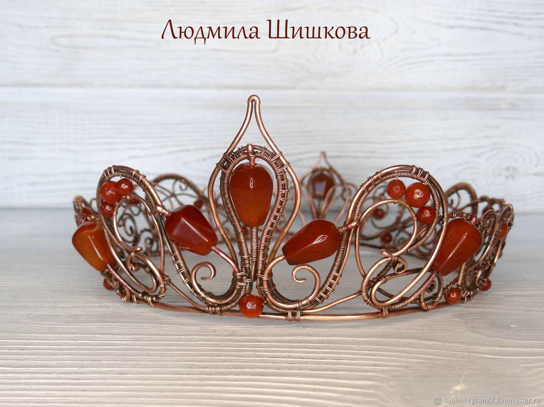 tiaras: Crowns for example, Tiaras, Mezhdurechensk,  Фото №1