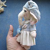 """Куклы и игрушки ручной работы. Ярмарка Мастеров - ручная работа Слоник """"Морячка"""". Handmade."""