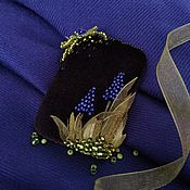Brooches handmade. Livemaster - original item Brooch
