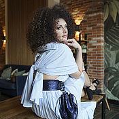 Сумки и аксессуары handmade. Livemaster - original item Ulya waist bag. Handmade.