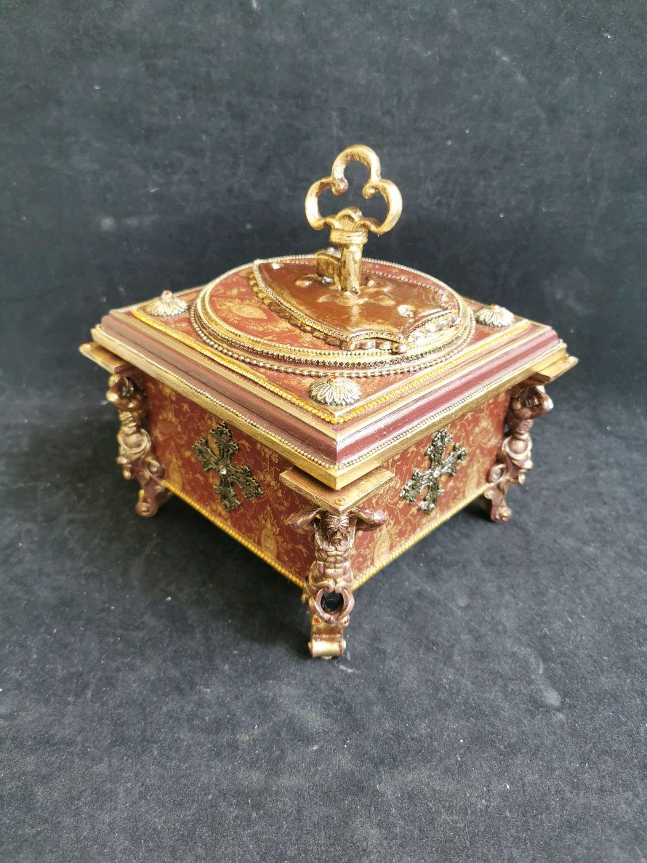 Jewelry box,, Nostalgia,, Atlanta jewelry box, Box, Riga,  Фото №1