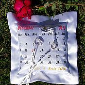 Свадебный салон ручной работы. Ярмарка Мастеров - ручная работа Свадебная подушка для колец.. Handmade.