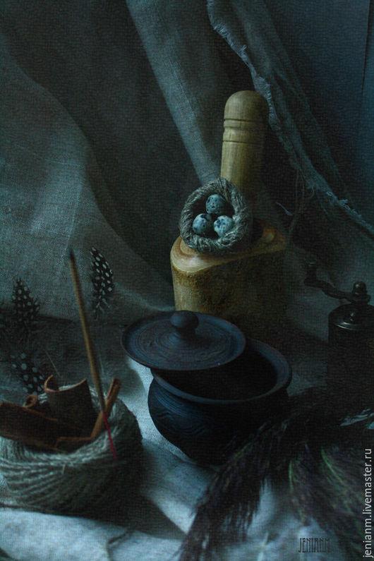 """Броши ручной работы. Ярмарка Мастеров - ручная работа. Купить Брошь """"Гнездо"""". Handmade. Серый, гнездо, простой, природа севера"""