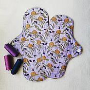 handmade. Livemaster - original item Reusable women`s padding