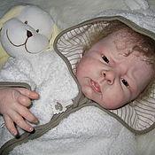 Куклы и игрушки ручной работы. Ярмарка Мастеров - ручная работа кукла реборн Ноэль.. Handmade.