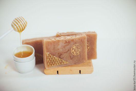 мыло натуральное медовое, мыло с медом самое натуральное, мыло натуральное из натуральных ингредиентов