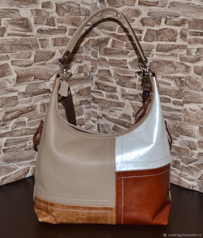 b22360f153be1 Handbags handmade. Livemaster - handmade. Buy Bag leather women's Stylish  handbag-bag Model ...