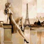 Парижанка (parisinlove) - Ярмарка Мастеров - ручная работа, handmade