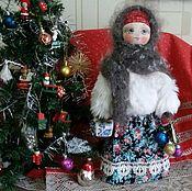 """Кукла в русском народном стиле """"Подарки для любимых"""""""