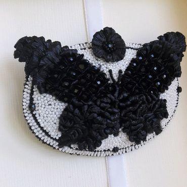 Украшения ручной работы. Ярмарка Мастеров - ручная работа Брошь Irena Butterfly. Handmade.