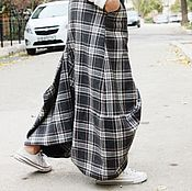 Одежда handmade. Livemaster - original item Boho skirt