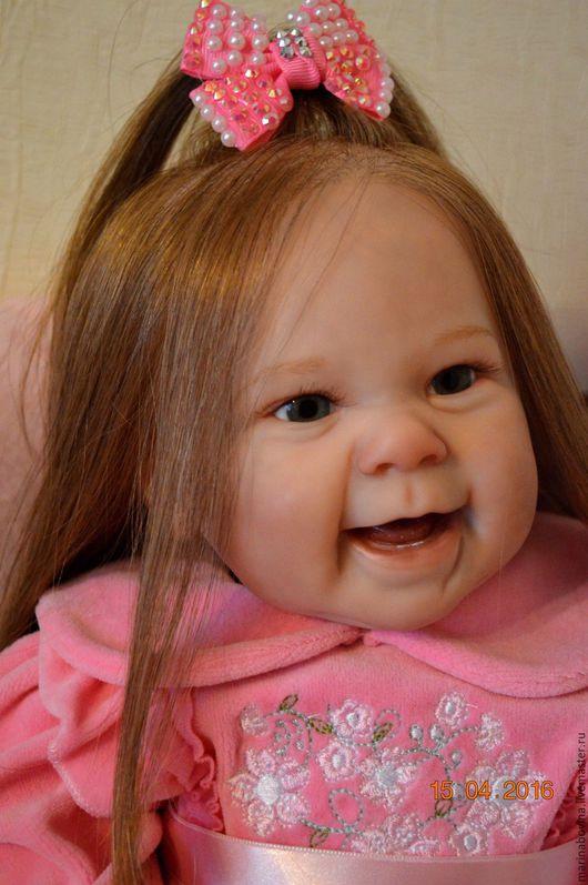 Куклы-младенцы и reborn ручной работы. Ярмарка Мастеров - ручная работа. Купить Кукла реборн Николь из молда Maizie. Handmade.