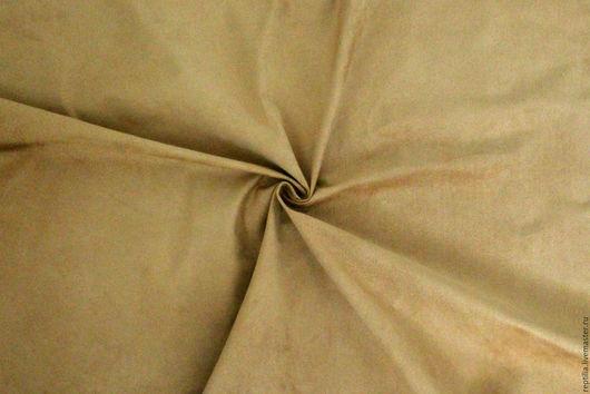 """Шитье ручной работы. Ярмарка Мастеров - ручная работа. Купить Натуральная замша """"Темный Песок""""!. Handmade. Кожа, кожа натуральная"""