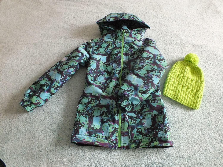 Парка для мальчика демисезонная, Одежда для мальчиков, Челябинск, Фото №1