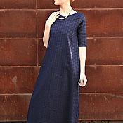 Одежда ручной работы. Ярмарка Мастеров - ручная работа Платье BOHO JACQUARD. Handmade.