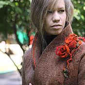 Одежда ручной работы. Ярмарка Мастеров - ручная работа Куртка для Юлии. Handmade.