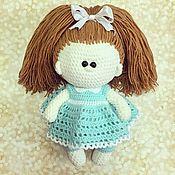 Куклы и пупсы ручной работы. Ярмарка Мастеров - ручная работа Куколка Ксюша. Handmade.
