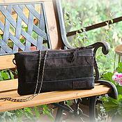 Classic Bag handmade. Livemaster - original item Clutch
