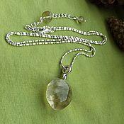 Фен-шуй и эзотерика handmade. Livemaster - original item Pendulum with citrine. Handmade.