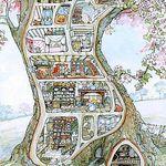 Treehouse - Ярмарка Мастеров - ручная работа, handmade
