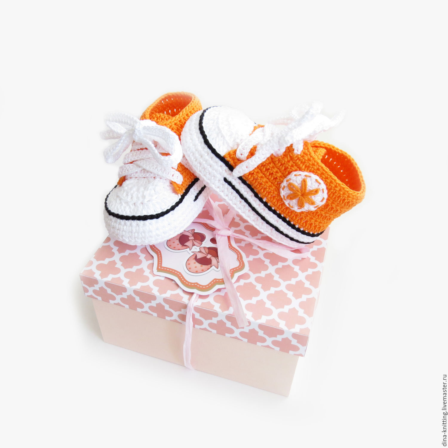 booties shoes knitted baby booties shoes booties for girls orange