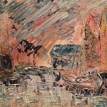 Картины и панно ручной работы. Ярмарка Мастеров - ручная работа Holland Голландия. Handmade.