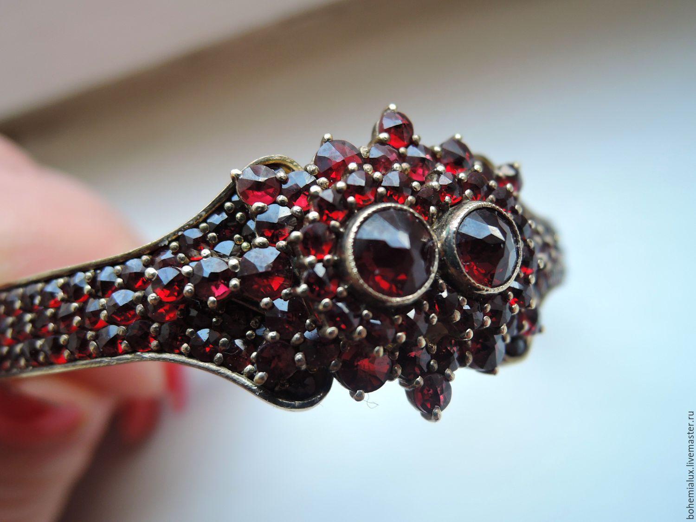 Купить гранатовый браслет в чехии