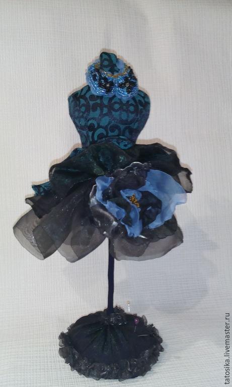 Коллекционные куклы ручной работы. Ярмарка Мастеров - ручная работа. Купить Мини манекен. Handmade. Интерьерное украшение, сувениры и подарки
