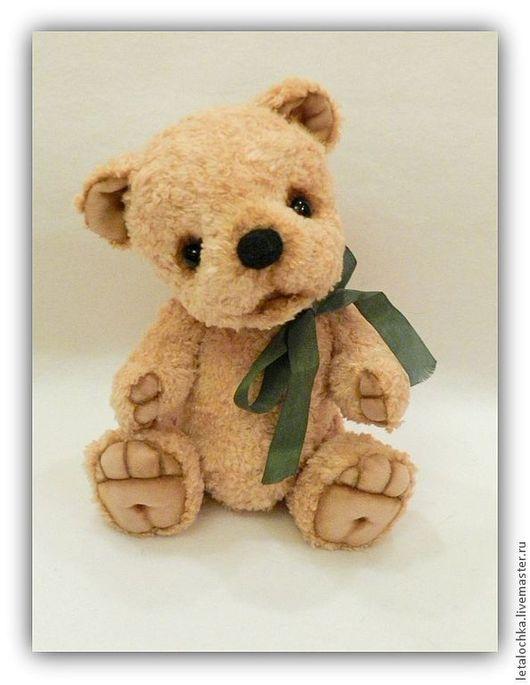 Мишки Тедди ручной работы. Ярмарка Мастеров - ручная работа. Купить Мишук. Handmade. Авторская ручная работа, медвежонок