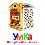 """Мягкие игрушки ручной работы. Ярмарка Мастеров - ручная работа Развивающая игрушка """"УмКа"""". Handmade."""