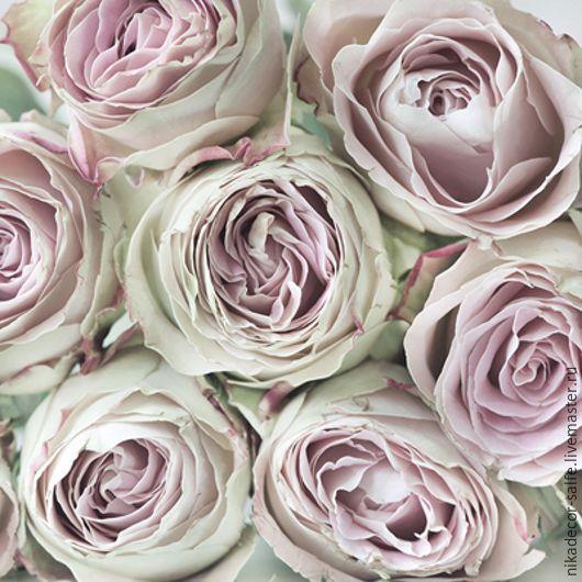 Декупаж и роспись ручной работы. Ярмарка Мастеров - ручная работа. Купить Розовые розы (2067) 33х33 салфетка для декупажа. Handmade.