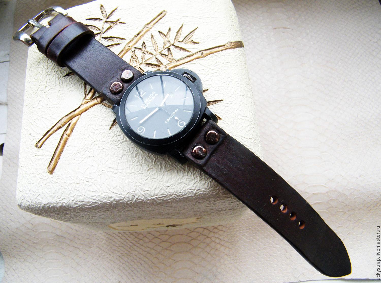 Винтажный ремешок для часов, Часы, Ростов-на-Дону, Фото №1