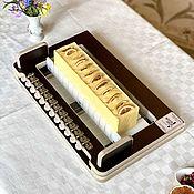 Материалы для творчества handmade. Livemaster - original item 12 string soap cutter from scratch. Handmade.