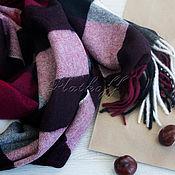 Аксессуары handmade. Livemaster - original item Scottish cashmere stole