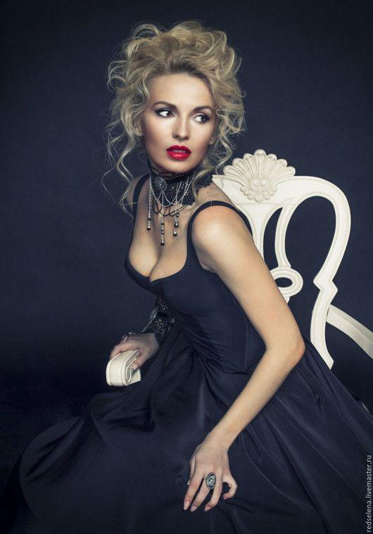 На фото - актриса Ирина Баринова