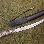 Сувениры и подарки handmade. Livemaster - original item Knife Russian podsadny. Handmade.