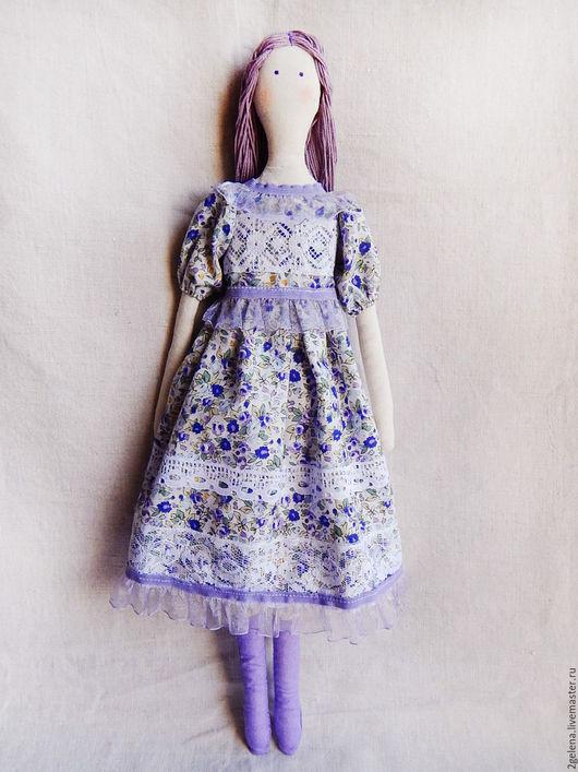 Куклы Тильды ручной работы. Ярмарка Мастеров - ручная работа. Купить кукла Елизавета. Handmade. Тёмно-синий, для дома и интерьера