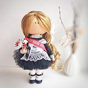 """Тильда Зверята ручной работы. Ярмарка Мастеров - ручная работа Интерьерная кукла """"Исидора"""". Handmade."""