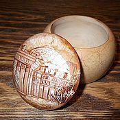 Для дома и интерьера handmade. Livemaster - original item Box cedar Novosibirsk. Handmade.