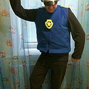 Костюмы ручной работы. Ярмарка Мастеров - ручная работа Гонщик из щенячьего патруля Костюм для аниматоров. Handmade.