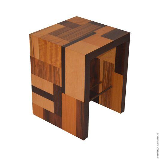 Мебель ручной работы. Ярмарка Мастеров - ручная работа. Купить Столик- газетница 4б. Handmade. Комбинированный, массив сосны