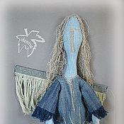 Куклы и игрушки ручной работы. Ярмарка Мастеров - ручная работа Ангел... городской. Handmade.