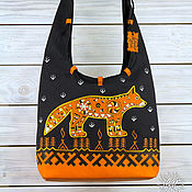 Сумки и аксессуары handmade. Livemaster - original item Ladies handbag
