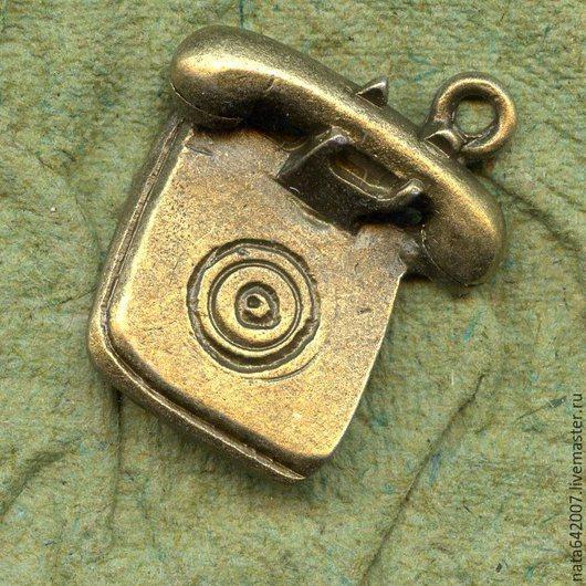 Для украшений ручной работы. Ярмарка Мастеров - ручная работа. Купить Телефонный аппарат. Handmade. Украшения ручной работы